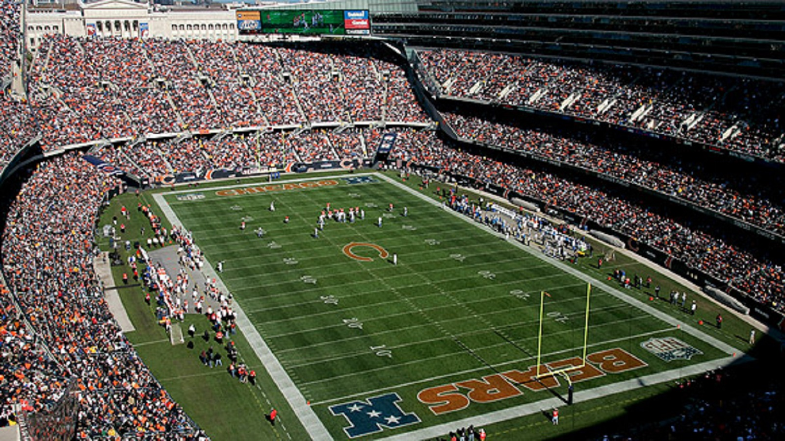 hotels near soldier field