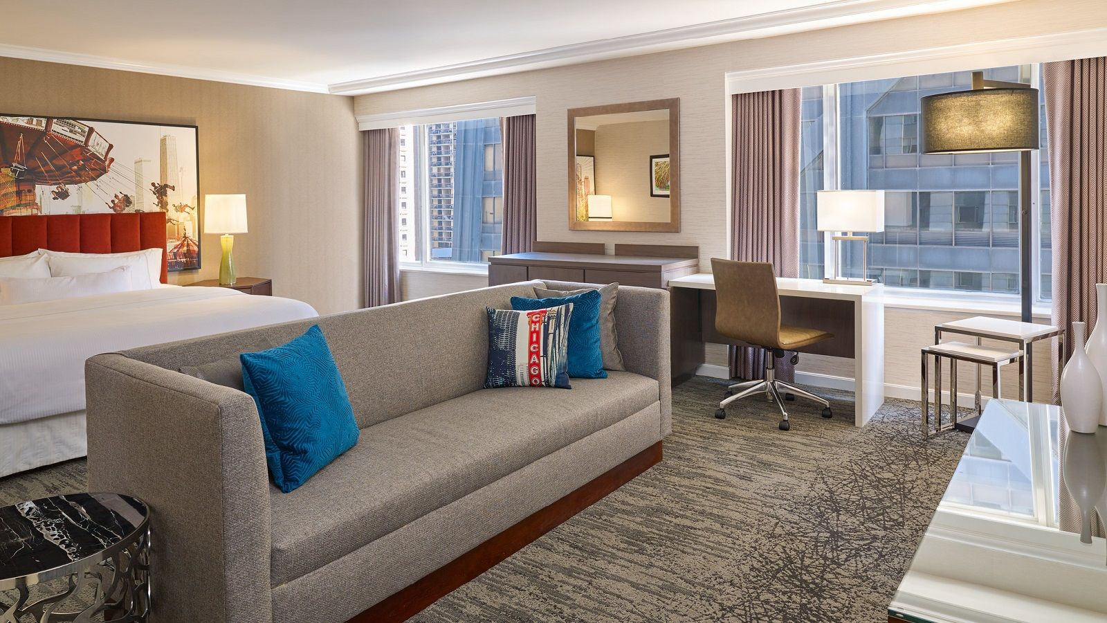 Studio Suite at The Westin Michigan Avenue Chicago